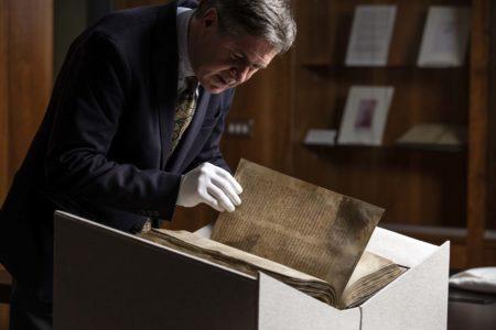 LONG READ: The #BookOfLismore has been donated to University College Cork