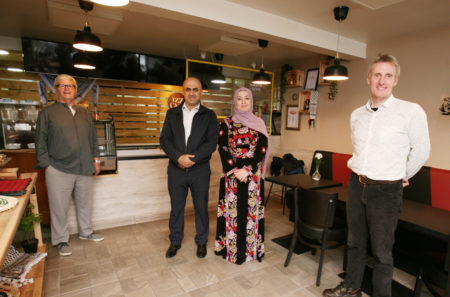 Palestinian family named as 'Cork Persons of the Month'