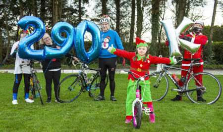 20th Anniversary of Tour de Munster charity cycle