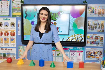 TG4 goes back to school