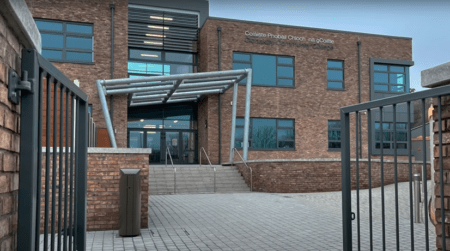 #WestSchool unveils €10.5 million state-of-the-art extension