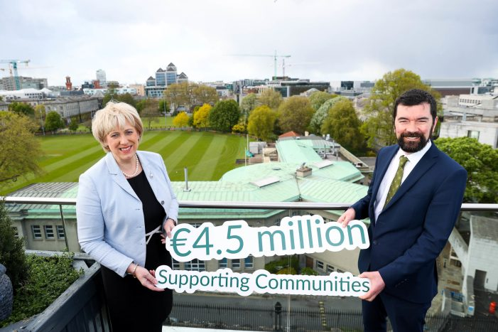 €300,000 in Govt grants to improve Cork community facilities and sports clubs