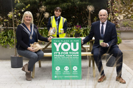 Council wants to reduce littering with 'Be Proud, Be Sound' campaign