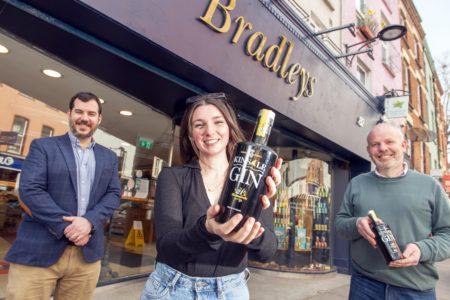 100,000th bottle of Kinsale Gin sold