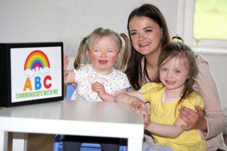 East Cork Mum creates down syndrome teaching aid