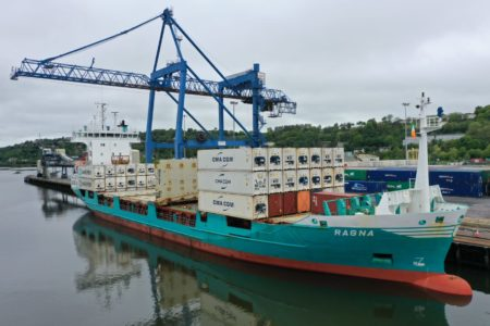 New Container Service to Tivoli, Port of Cork
