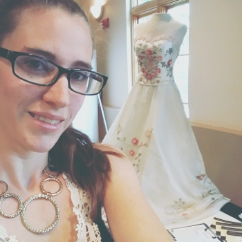 podcast dress again non profit charity wedding dress