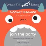 mommy blog confessions