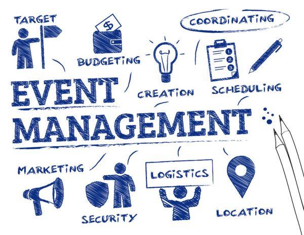 tareas de evento