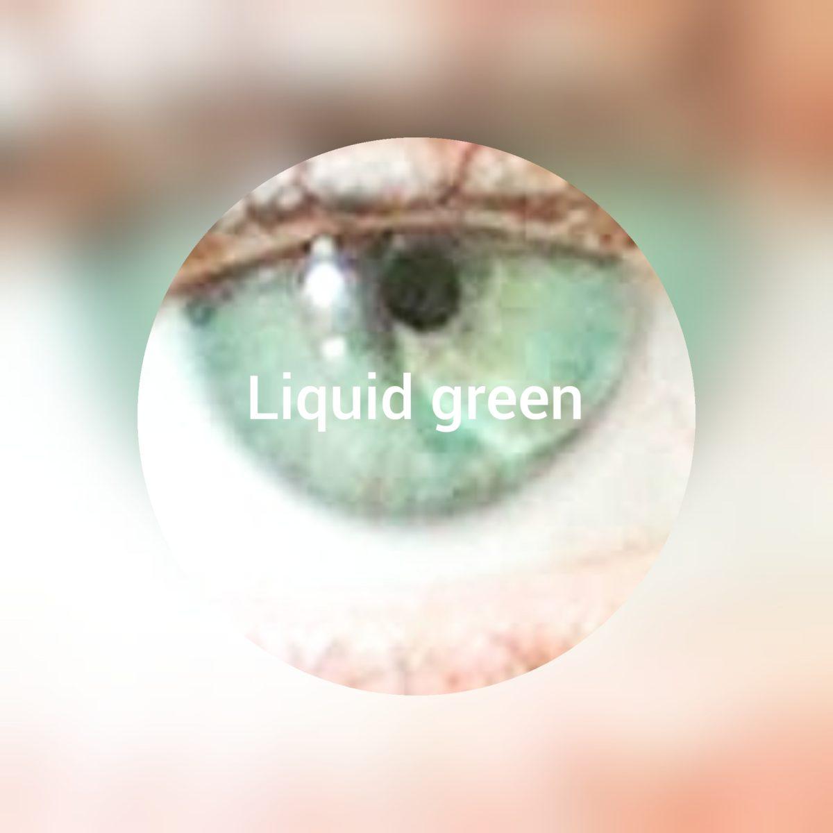 liquid green