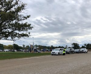 Coronavirus: Mobile test site in Dorchester, Ont., reaches capacity before open