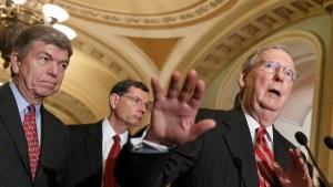 Senate Approves Spending Stopgap, Hours Ahead of Shutdown Deadline