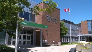Durham College students return to class and face changes amid coronavirus pandemic