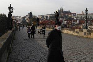 Coronavirus surge pushes Czech Republic into 2nd lockdown, breaking gov't pledges