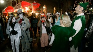 Salem, Mass., Says Stay Away If You Know What's Good For You This Halloween