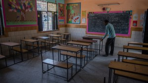 COVID-19 Has Robbed The World's Poorest Children Of Nearly 4 Months Of Schooling