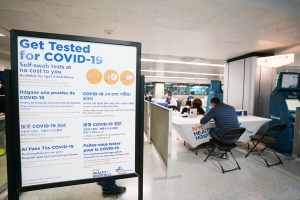 NYC opens 25 more COVID-19 testing sites to shorten long lines before Thanksgiving