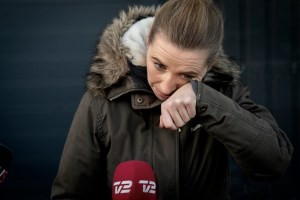 Danish PM breaks down after visiting mink farmer whose animals were culled