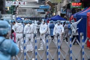 Hong Kong imposes strict COVID-19 lockdown
