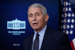 Fauci 'not sure' why Texas doesn't have COVID uptick after nixing masks