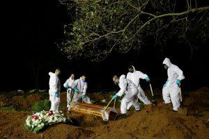 Brazil's COVID-19 death toll surpasses 500,000