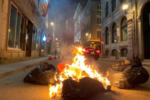 Riots rock Montreal as COVID-19 lockdown protests turn ugly