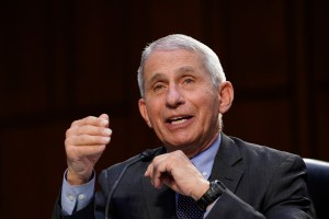 Fauci email dump includes 'sick' March Madness-style virus bracket