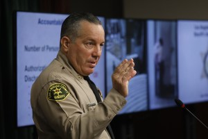 California sheriff won't impose vaccine mandate: report