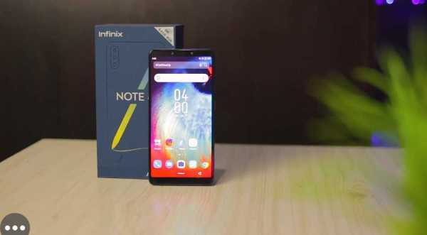 Infinix Note 6 android 10 update