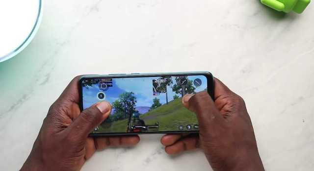 Infinix S5 gaming performance