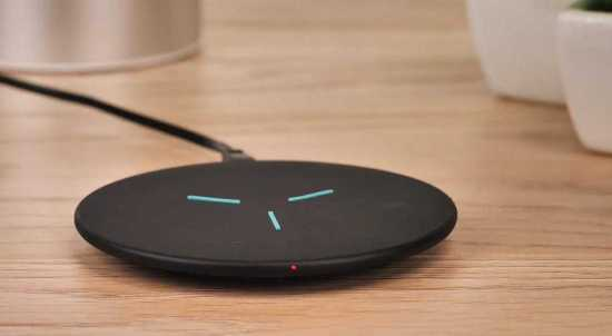 Olixar 10W Fast Wireless Charging Pad