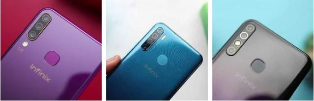 Infinix S4 vs S5 vs Hot 8