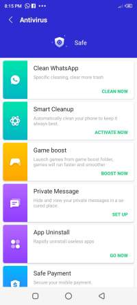 Infinix XOS 5 Cheetah Phone Master app review