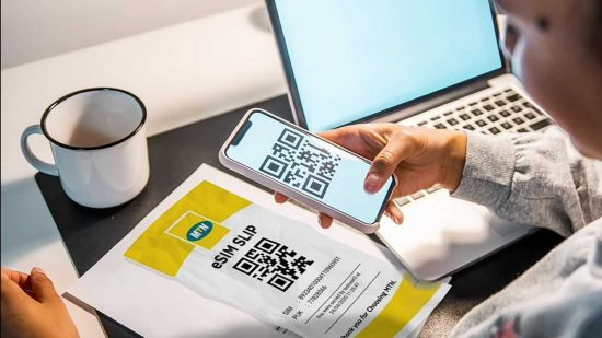 Steps to get MTN eSim