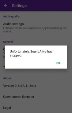 """How to fix """"unfortunately app has stopped"""" on Infinix phones."""