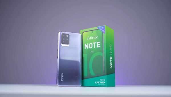 Infinix Note 10 (Pro)