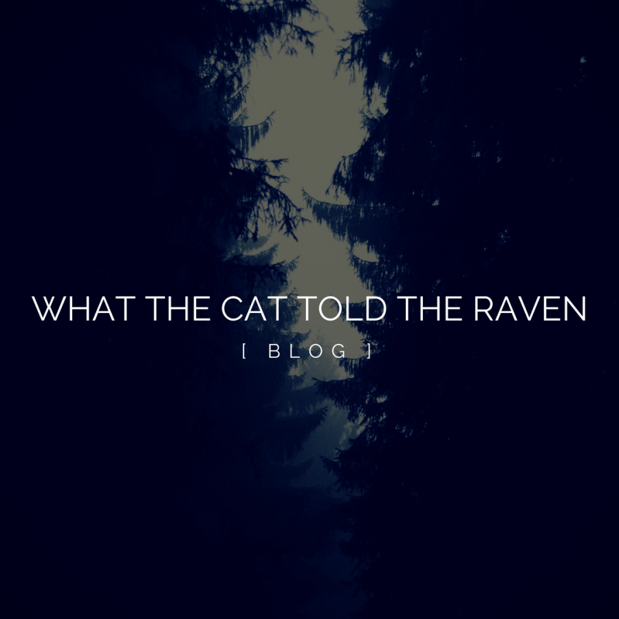 What the Cat Told the Raven