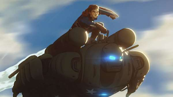Marvel's 'What If…?' Episode One Review: Here comes Captain Carter!