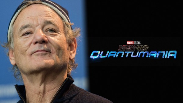 Brand new casting indicates Bill Murray will join the MCU in 'Ant-Man and the Wasp: Quantumania'