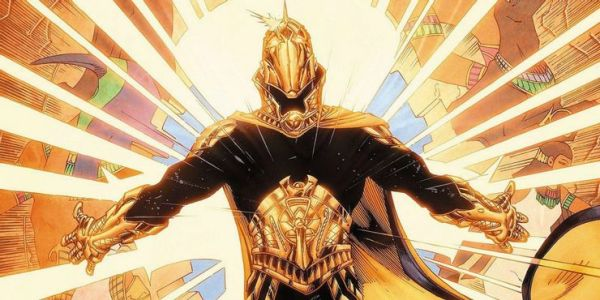 'Black Adam' Theory: Doctor Fate and the Helmet of Fate's Crucial Role