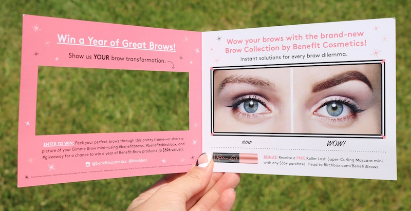 Benefit Gimme Brow 3