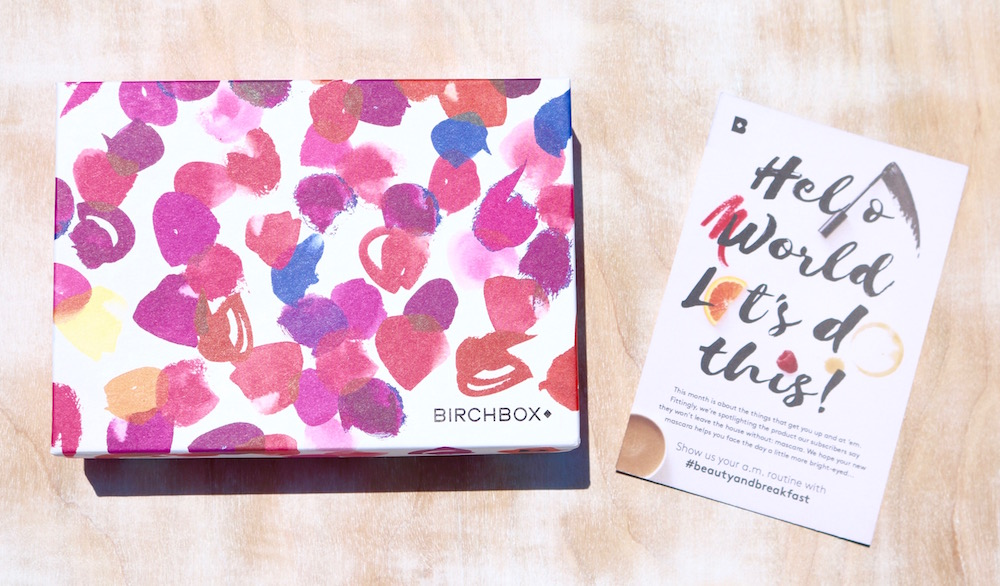 July Birchbox 4