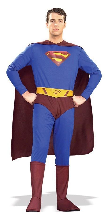 Adult Superman Returns Costume
