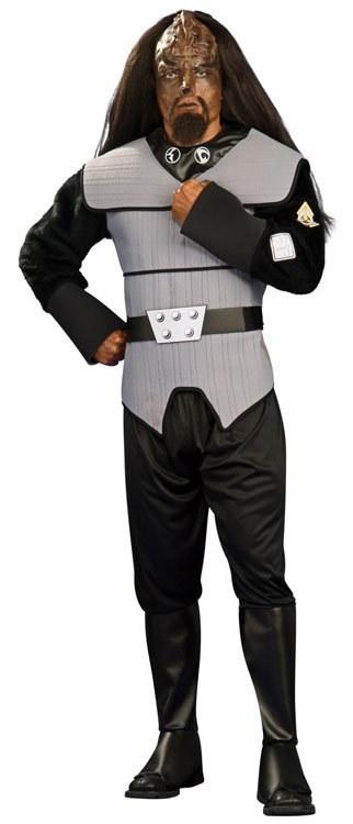 Star Trek Klingon Costume