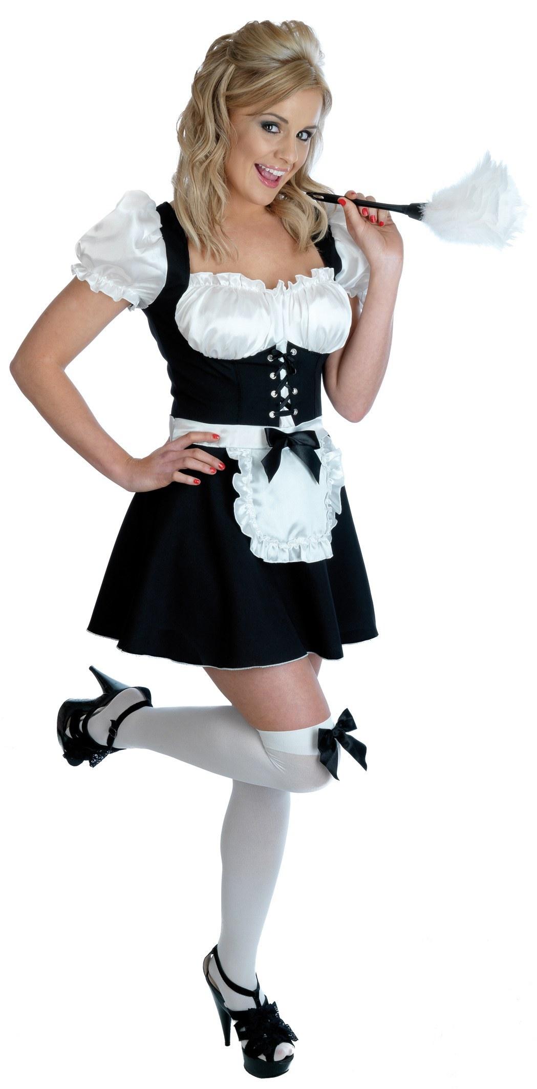 Ladies Cheeky Fraulein Costume