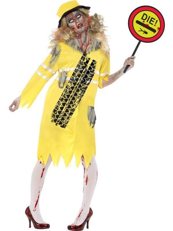 Lollipop Lady Zombie Costume
