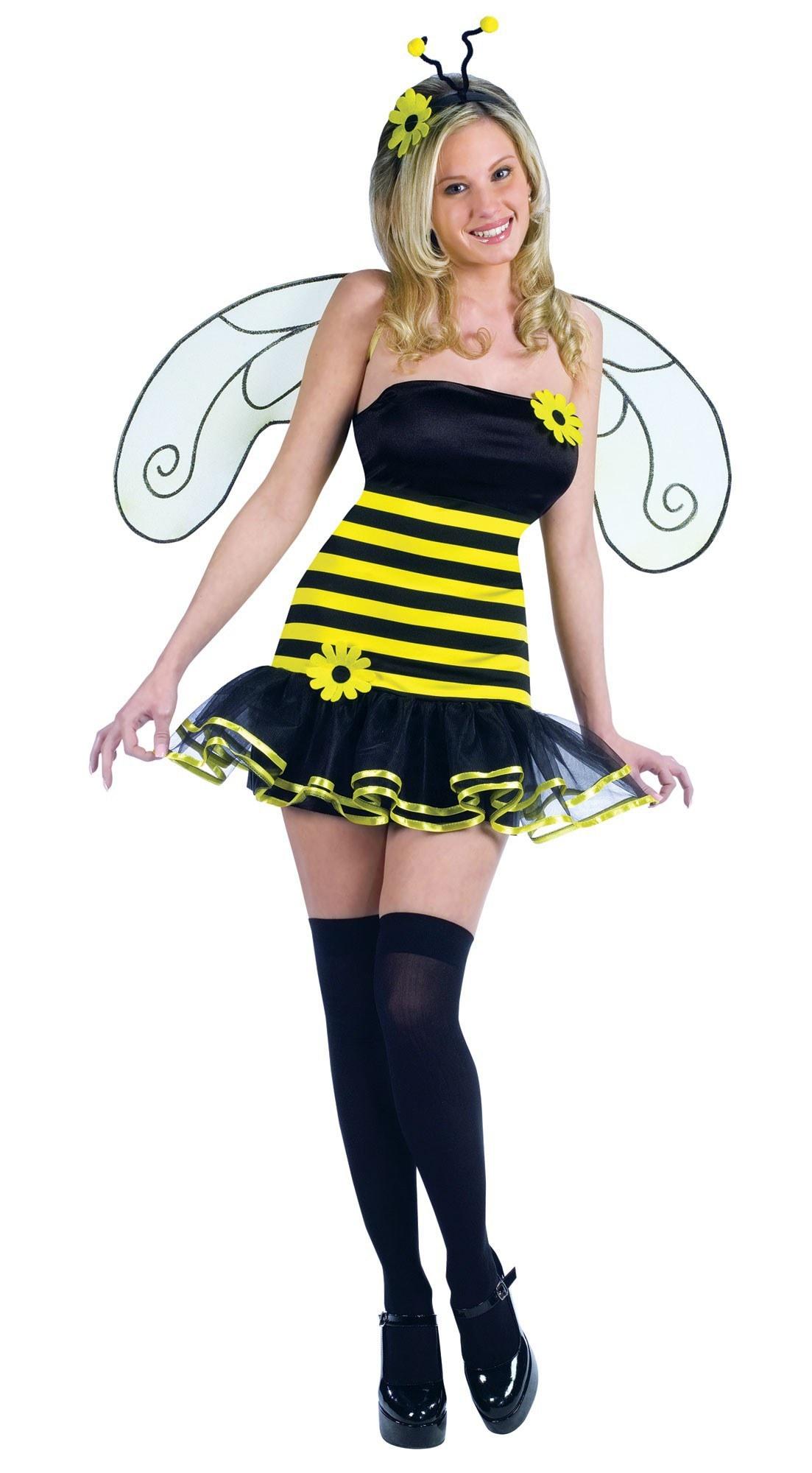 Ladies Bee Costume