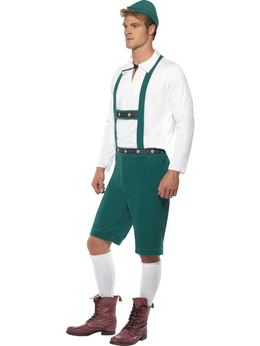 Oktoberfest Man Costume