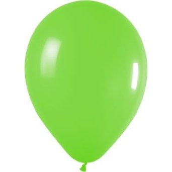 Apple Green Balloon 10 Pack