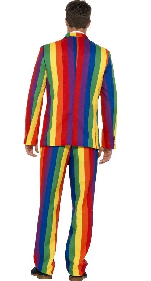 Adult Rainbow Suit